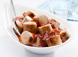 Damhus Original Currysauce 4 kg - die feine Würzsauce!